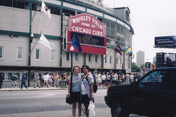 2004: Wrigley Field, Chicago, IL