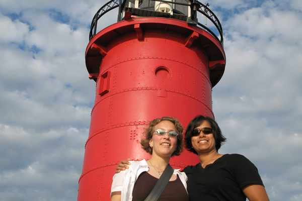 2009: Lighthouse, Holland, MI