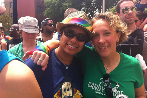 2013: Gay Pride Parade, Chicago, IL